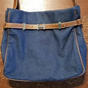 Tommy Hilfiger Denim Shoulder Bag